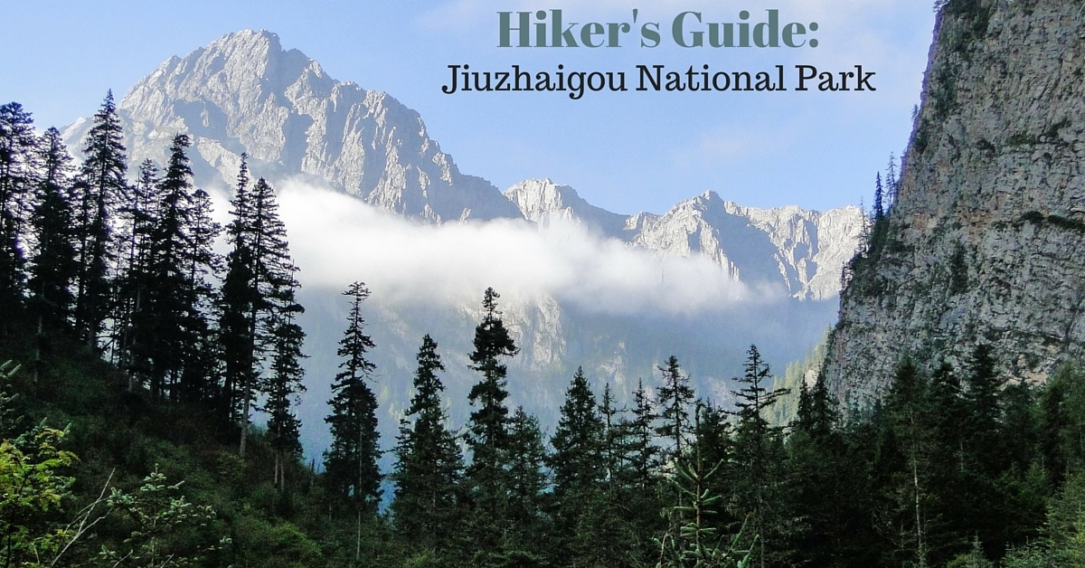 Hiker's Guide Jiuzhaigou National Park