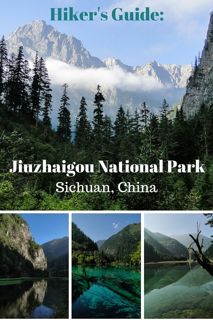 Hiker's Guide - Jiuzhaigou National Park