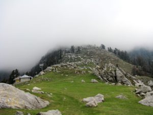 The Rolling Greens of Triund Dharamsala